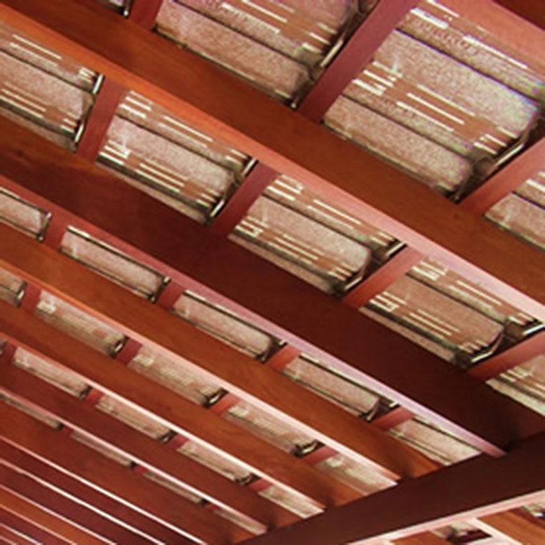 Como e quando amarrar as telhas
